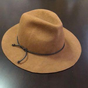 Brown Fall Hat